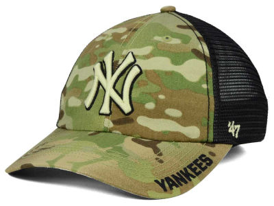 New York Yankees '47 MLB Garand '47 CLOSER Cap