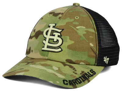 St. Louis Cardinals '47 MLB Garand '47 CLOSER Cap