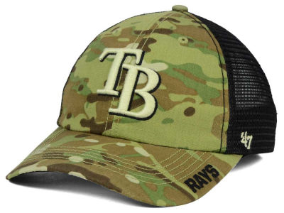 Tampa Bay Rays '47 MLB Garand '47 CLOSER Cap