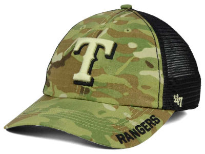 Texas Rangers '47 MLB Garand '47 CLOSER Cap