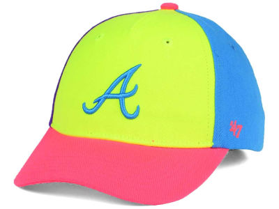 Atlanta Braves '47 MLB Girls Britley '47 MVP Cap