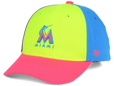 Miami Marlins '47 MLB Girls Britley '47 MVP Cap