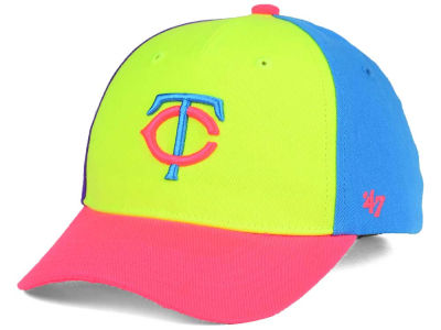 Minnesota Twins '47 MLB Girls Britley '47 MVP Cap