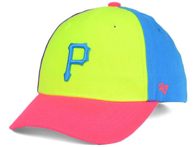 Pittsburgh Pirates '47 MLB Girls Britley '47 MVP Cap