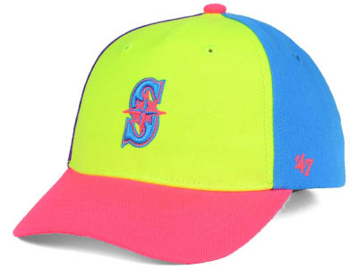 Seattle Mariners '47 MLB Girls Britley '47 MVP Cap