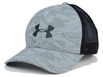 Under Armour Reflective Dot Trucker Cap