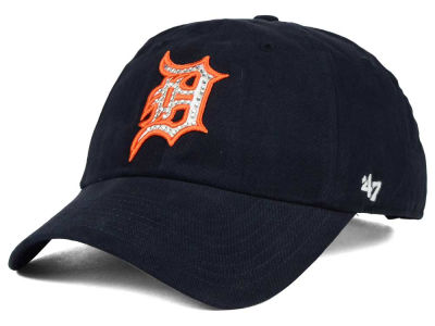 Detroit Tigers '47 MLB Gemstone CLEAN UP Cap