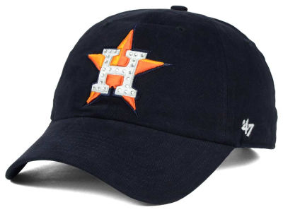 Houston Astros '47 MLB Gemstone '47 CLEAN UP Cap