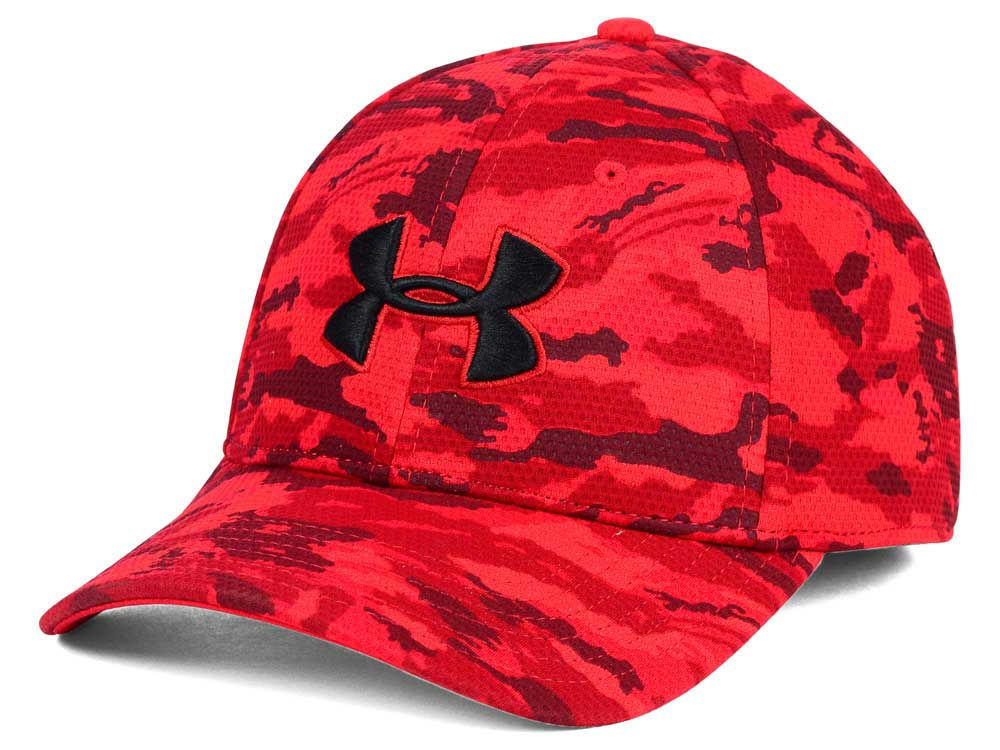 11a4297480e ... sweden under armour print blitzing stretch fit cap de151 505bc