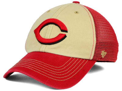 Cincinnati Reds '47 MLB Muckle Mesh '47 CLOSER Cap