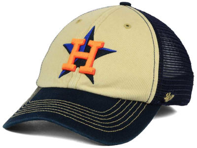 Houston Astros '47 MLB Muckle Mesh '47 CLOSER Cap