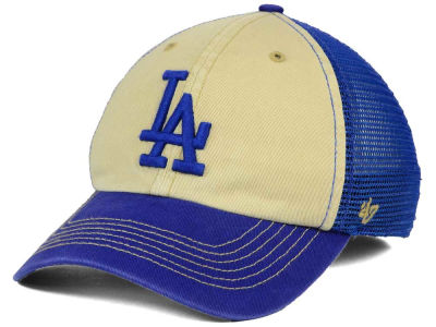 Los Angeles Dodgers '47 MLB Muckle Mesh '47 CLOSER Cap