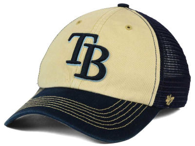 Tampa Bay Rays '47 MLB Muckle Mesh '47 CLOSER Cap