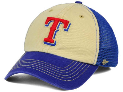 Texas Rangers '47 MLB Muckle Mesh '47 CLOSER Cap
