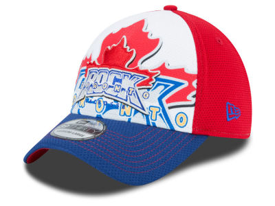 Toronto Rock New Era NLL 2015 Draft 39THIRTY Cap