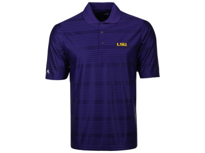 LSU Tigers Antigua NCAA Men's Illusion Polo Shirt