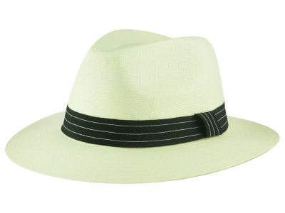 LIDS Private Label White Paper Widebrim Fedora