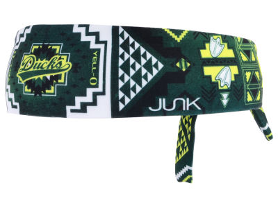 Oregon Ducks Junk Brands NCAA Flex Tie Headband