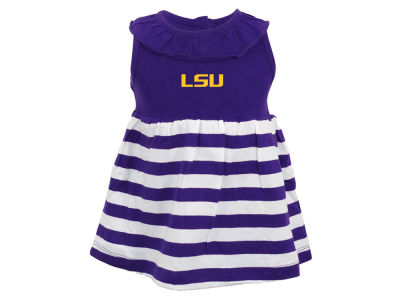 LSU Tigers NCAA Newborn Juliet Dress