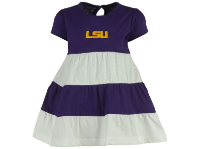 LSU Tigers NCAA Newborn Becca Dress