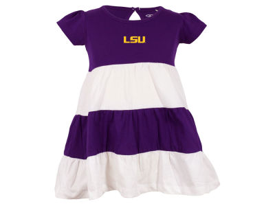 LSU Tigers NCAA Infant Becca Dress
