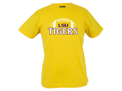 LSU Tigers NCAA Toddler Jack Baseball T-Shirt