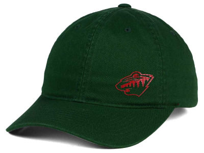 Minnesota Wild Old Time Hockey NHL Women's Quick Stick Adjustable Hat
