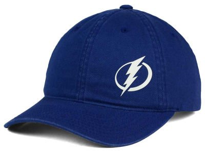 Tampa Bay Lightning Old Time Hockey NHL Women's Quick Stick Adjustable Hat