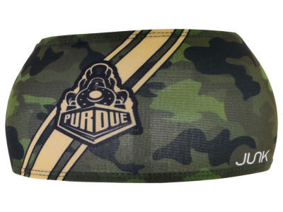 Purdue Boilermakers Junk Brands NCAA Big Bang Lite Headband