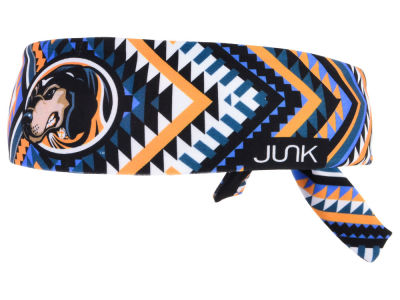 Tennessee Volunteers Junk Brands NCAA Flex Tie Headband