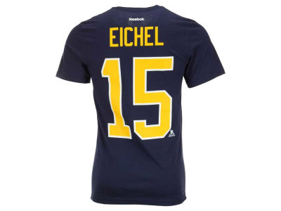 Buffalo Sabres Jack Eichel Reebok NHL Men's Player T-Shirt