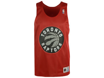 Toronto Raptors Mitchell and Ness NBA Men's Drop Step Reversible Mesh Tank
