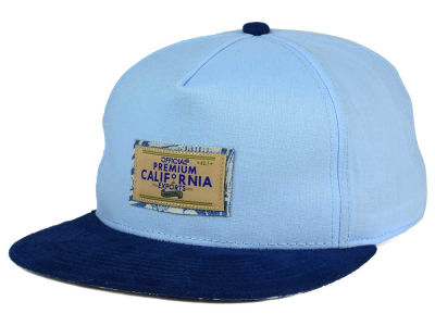 Official Linen PCE Strapback Hat