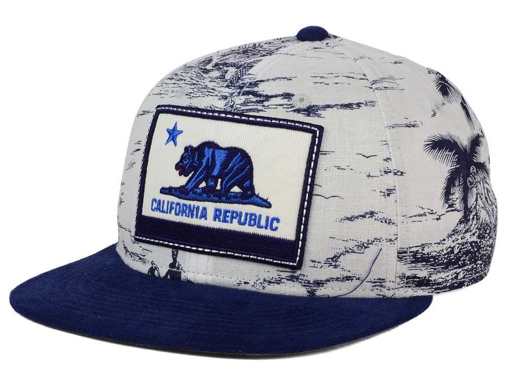 Official Cali Nautical Snapback Cap  cf3dd953590