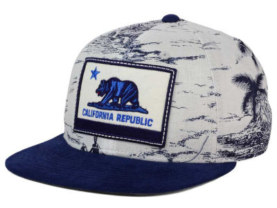 Official Cali Nautical Snapback Cap