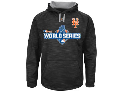 New York Mets Majestic MLB Men's World Series Participant Hoodie