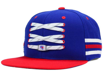 New York Rangers Zephyr NHL Lacer Locker Room Hat
