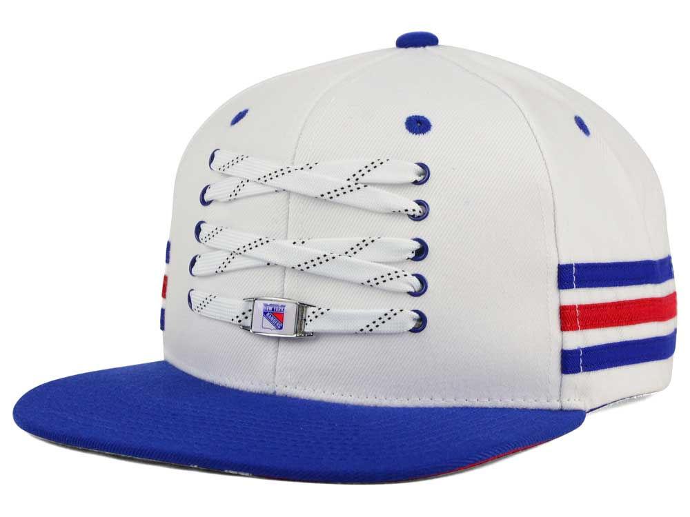 best authentic a84ae e318e ... hot new york rangers zephyr nhl lacer locker room hat 03c16 e8674