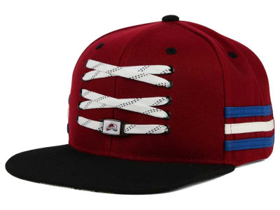 Colorado Avalanche Zephyr NHL Lacer Locker Room Hat