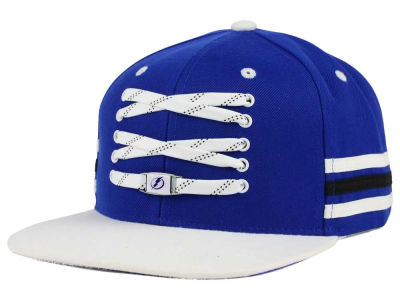 Tampa Bay Lightning Zephyr NHL Lacer Locker Room Hat