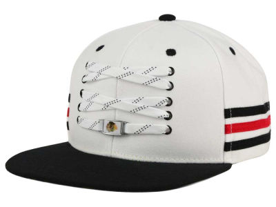 Chicago Blackhawks Zephyr NHL Lacer Locker Room Hat