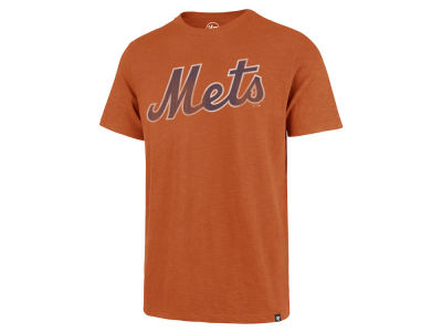 New York Mets MLB Men's Scrum Logo T-Shirt