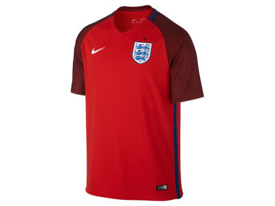 England Nike National Team Men's Away Stadium Soccer Jersey