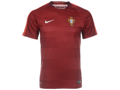 Portugal Nike MLS Men's Euro 2016 Pre-Match Training II Jersey