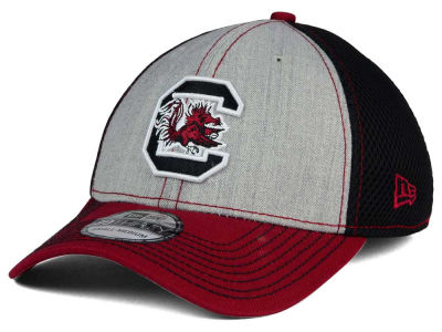 South Carolina Gamecocks New Era NCAA Heathered Neo 39THIRTY Cap