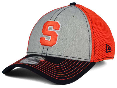 Syracuse Orange New Era NCAA Heathered Neo 39THIRTY Cap