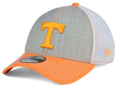 Tennessee Volunteers New Era NCAA Heathered Neo 39THIRTY Cap