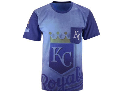 Kansas City Royals MLB Men's Pocket Sublimated T-Shirt