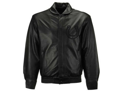 Indianapolis Colts NFL Men's Leather Jacket