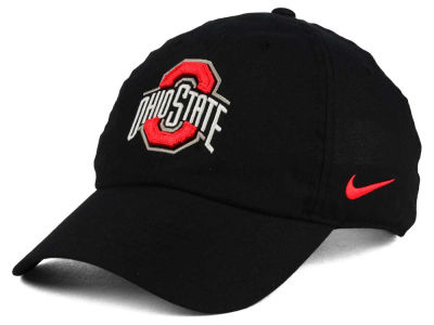 Ohio State Buckeyes Nike NCAA Dri-Fit 86 Authentic Cap
